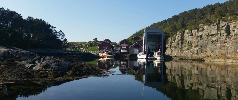 Seljestokken båtverksted